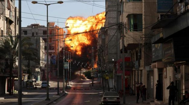 gaza, Israele, Sicilia, Mondo