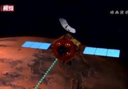 In arrivo una sonda cinese su Marte Arriverà sabato - Corriere Tv
