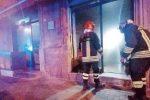 Gelateria a fuoco a Enna, avviata una raccolta fondi