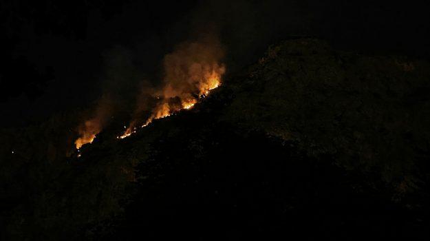incendi, palermo calcio, Palermo, Cronaca