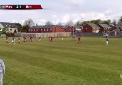 Inghilterra, segna con un tiro al volo da fuori area Michael Keego ha realizzato una vera prodezza - Dalla Rete