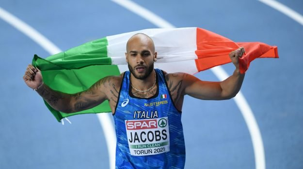 Marcell Jacobs, Sicilia, Sport