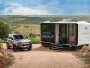 Land Rover presenta Defender Eco Home, casa mobile per vacanze speciali
