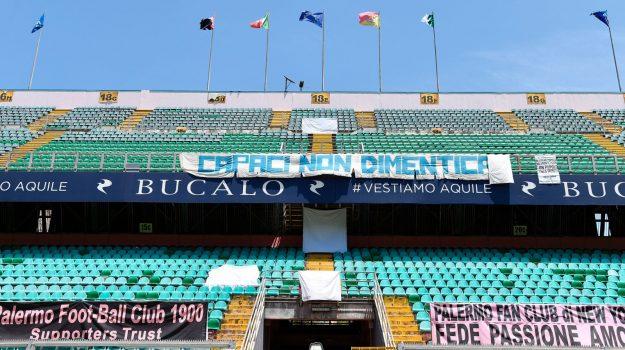 stadio renzo barbera, strage di capaci, Giovanni Falcone, Palermo, Calcio