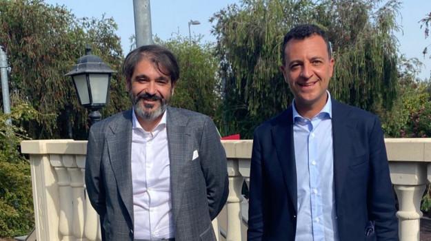 Lega, Giuseppe Maenza, Enna, Politica
