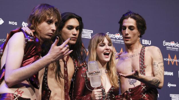 eurovision, maneskin, musica, Sicilia, Cultura