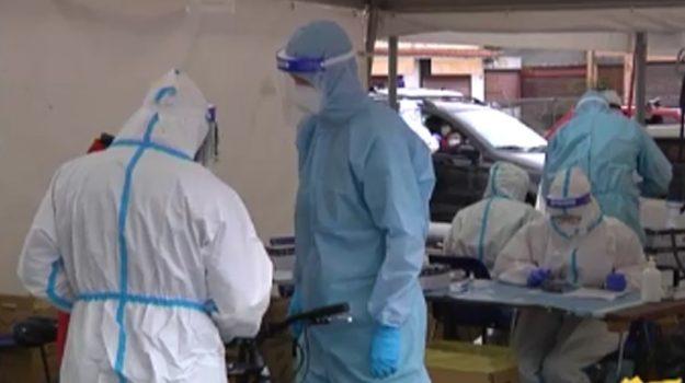 coronavirus, santa caterina villarmosa, Vicari, zona rossa, Caltanissetta, Palermo, Cronaca