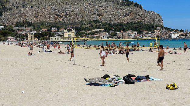caldo, Sicilia, Meteo