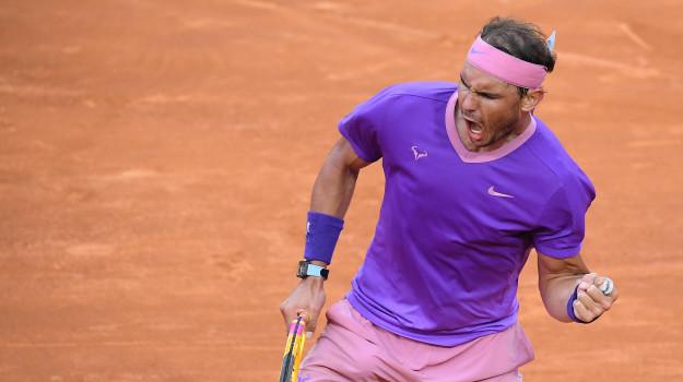 internazionali d'italia, Tennis, Novak Djokovic, Rafael Nadal, Sicilia, Sport