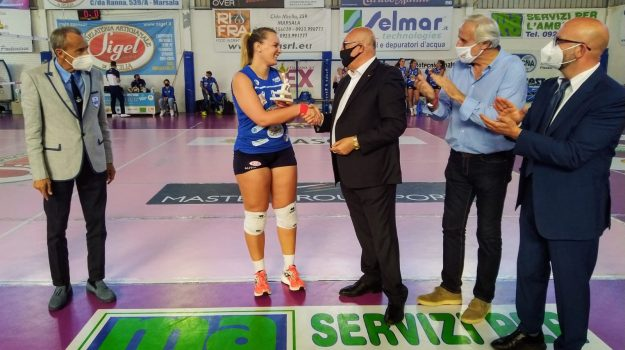 volley, Trapani, Sport