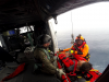 Catania, malore in alto mare: pescatore soccorso con un elicottero della Guardia Costiera