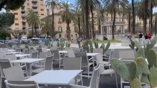 suolo pubblico, Palermo, Politica