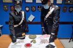 Nizza di Sicilia, giovane trovato in possesso di marijuana: arrestato per spaccio
