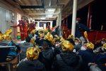 La Sea Eye 4 è a Pozzallo, finisce il viaggio dei 414 migranti soccorsi nel Mediterraneo