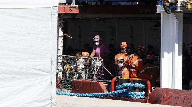 migranti, pozzallo, Sea Eye, Ragusa, Cronaca