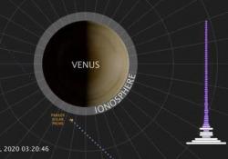 Venere, i bellissimi (e misteriosi) suoni del pianeta catturati dalla Nasa È il «suono» di Venere catturato dalla missione Parker Solar Probe della Nasa, durante il suo viaggio verso il Sole - Dalla Rete
