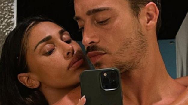 gossip, Antonino Spinalbese, Belen Rodriguez, Sicilia, Società