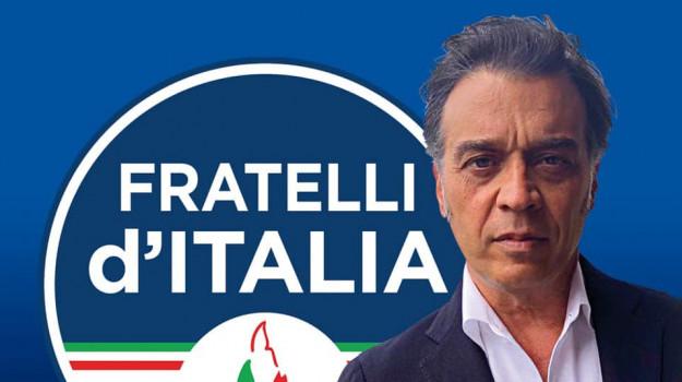 fratelli d'italia, Lega, Stefano Santoro, Palermo, Politica