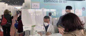 Vaccino anti-Covid: in Sicilia da lunedì al via le prenotazioni per i 40enni
