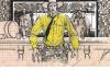 Fumetti: Tra Bologna, lAppennino e il West ricorda Tisselli
