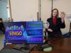 Il robot Nadine gioca a Bingo (fonte: Mishra et al..)