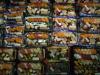 Banco di Sushi al supermercato