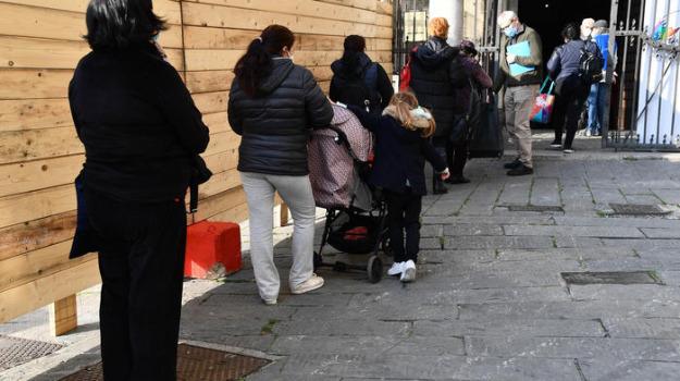 coronavirus, povertà, Sicilia, Economia