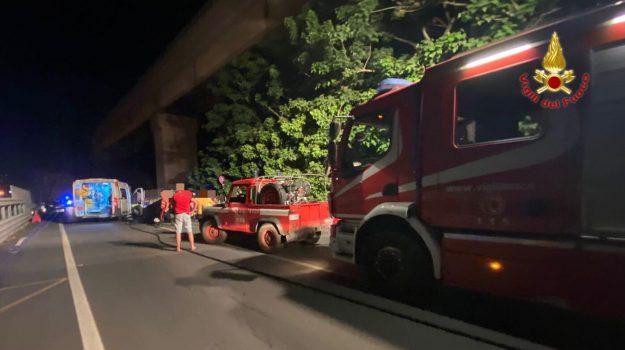 Incidenti, taormina, Messina, Cronaca