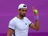 Tennis, Berrettini vola in finale al Queen's