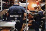 Contraffazione: fabbrica del falso scoperta nel Messinese, scatta il maxi sequestro
