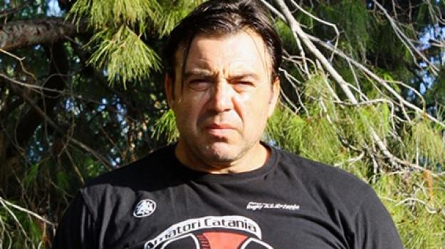 Lutto, rugby, Ezio Vittorio, Catania, Sport