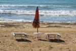 Maganuco in inverno: la spiaggia sarà attrezzata con le pedane d'accesso per i disabili