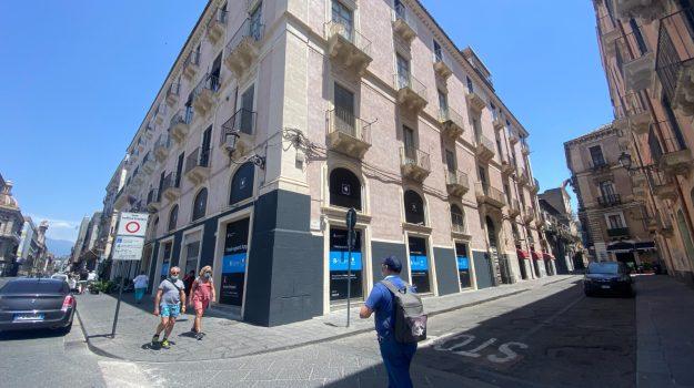 commercio, Catania, Economia