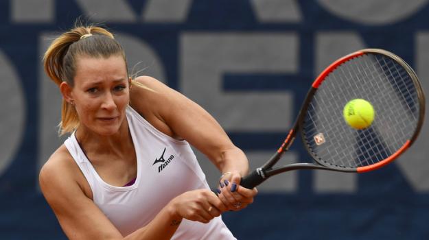 Roland Garros, Tennis, Yana Sizikova, Sicilia, Sport