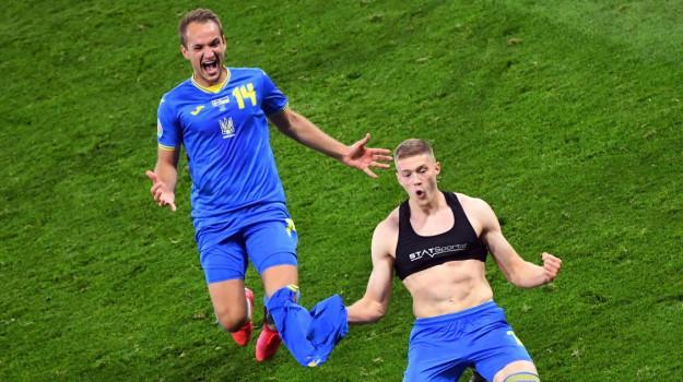 europei, Svezia, Ucraina, Sicilia, Calcio