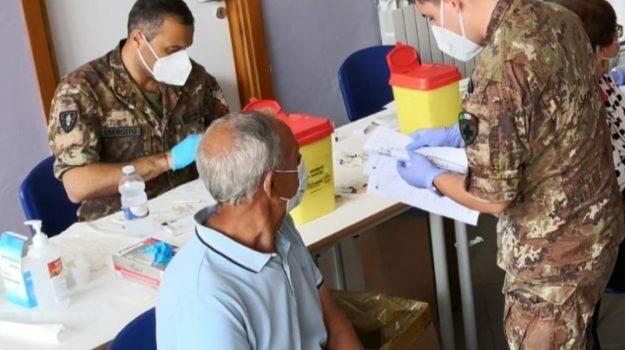 coronavirus, Lampedusa, vaccino, villabate, Agrigento, Palermo, Cronaca