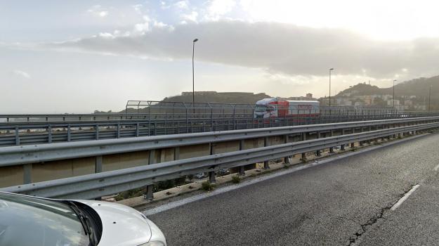 autostrada Palermo-Messina, Messina, Cronaca