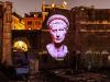 Viaggi nellantica Roma, lo spettacolo al Foro di Augusto