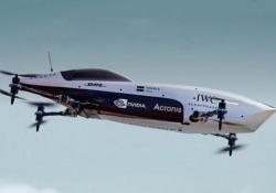 Airspeeder Mk3: il primo bolide elettrico volante da competizione La prima gara aerea si terrà quest'anno in «luoghi inaccessibili alle corse automobilistiche tradizionali» - Dalla Rete