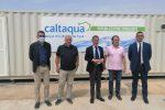 Da sinistra: Chiarelli, Collura, Greco, Conti, Gallé