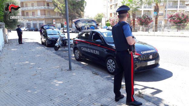 carabinieri, rapina, Siracusa, Cronaca