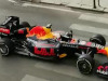 Spot con auto F1 Red Bull a Palermo