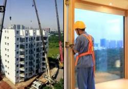 Cina, il palazzo di 10 piani costruito in meno di 29 ore: il timelapse L'azienda cinese Broad Group ha completato un condominio in 28 ore e 45 minuti, utilizzando un design prefabbricato e modulare - Dalla Rete