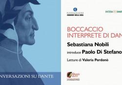 Conversazioni su Dante, Boccaccio interprete di Dante  Con il contributo di Intesa Sanpaolo e con il patrocinio del Comitato Nazionale per la celebrazione dei 700 anni dalla morte di Dante Alighieri - CorriereTV