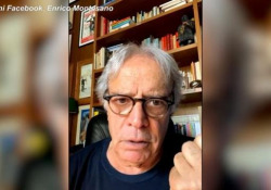 Covid, Montesano: «Il sangue donato dei vaccinati si coagula e viene buttato via» L'attore romano torna a esporsi sul tema dell'emergenza sanitaria a sostegno dei No Vax - Ansa