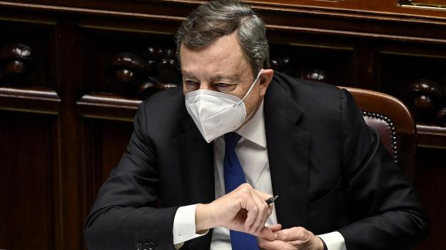 Mario Draghi, Sicilia, Politica