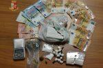 Cocaina nascosta negli slip, scatta un arresto a Milazzo