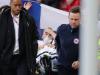 Paura agli Europei, Eriksen si accascia in campo: massaggio cardiaco, poi apre gli occhi