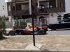 Spot della F1 a Palermo, l'auto Red Bull sfreccia a Mondello: domattina riprese al Foro Italico