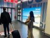 La spiaggia di Eraclea Minoa si mette in mostra: la foto esposta all'aeroporto di Bergamo